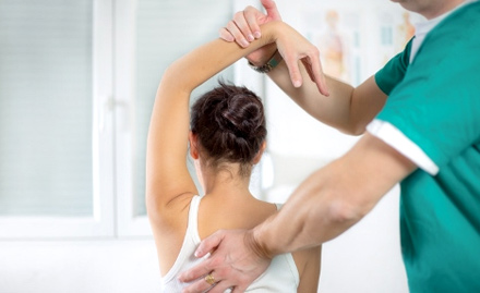 Modern Physiotherapy & CP Center