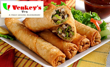 Venkey's Veg Restaurant