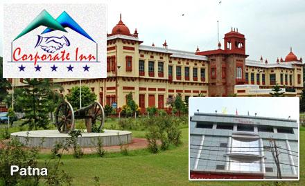 Hotel Corporate Inn Patna