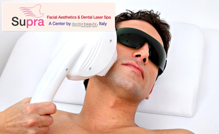 Supra Facial Aesthetics & Dental Laser Spa