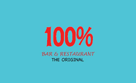 100% Rock Bar & Restaurant