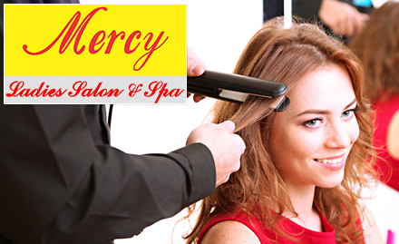 Mercy Ladies Saloon And Spa