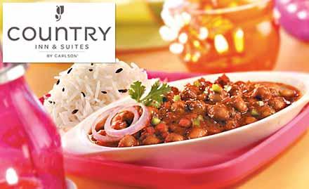 Mosaic World Cuisine Restaurant-Country Inn & Suites