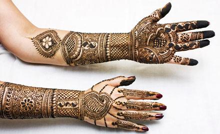 Delhi Mehandi Designers