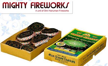 Mighty Fireworks