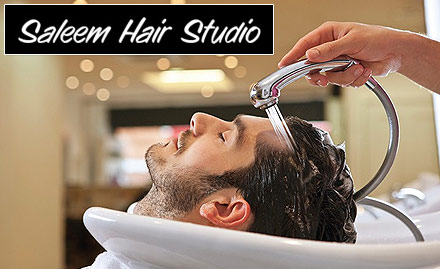 Saleem Hair Studio By Schwarzkopf