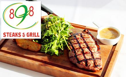898 Steaks & Grill