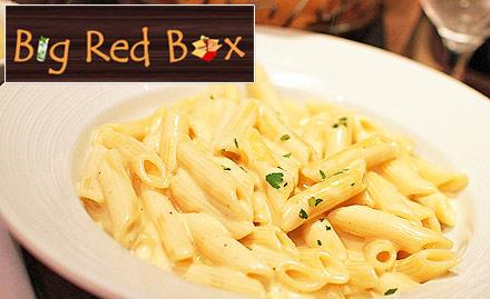 Big Red Box