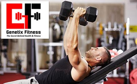 Genetix Fitness Center