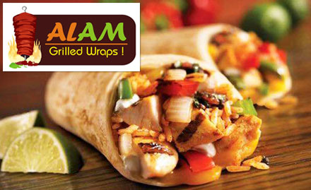 Alam Grilled Wraps