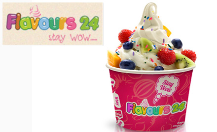 Flavours 24