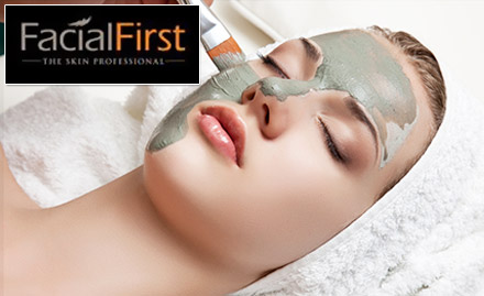 Facial First by VLCC