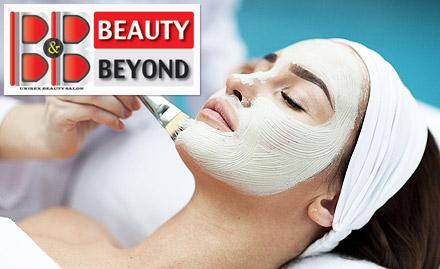 Beauty & Beyond Unisex Salon