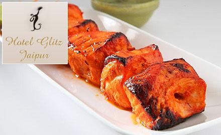 Raj Mahal Restaurant - Hotel Glitz