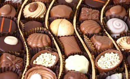 Krishna Homemade Chocolates