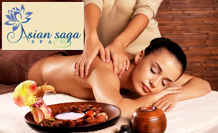 Asian Saga Spa