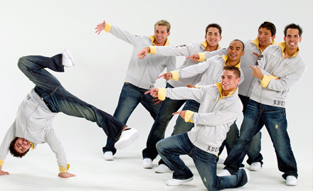 Deekxx Passion Dance Crew