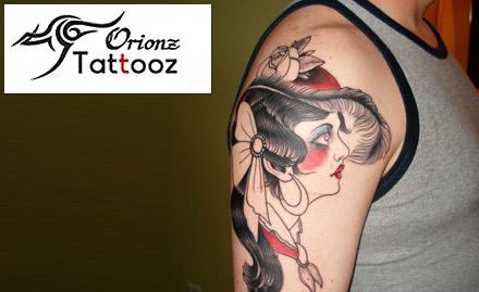 Permanent tattoo deals in chennai