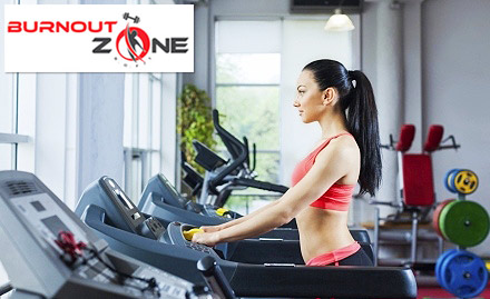 Burnout Zone Deal,Offer
