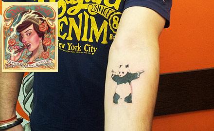 Delhi Ink Tattoos By Steve