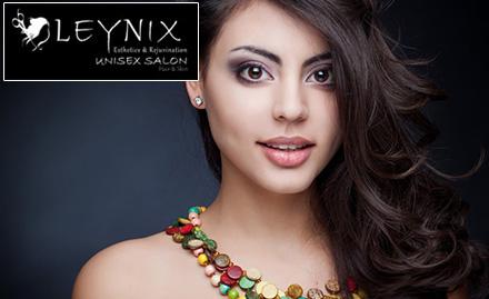Leynix Unisex Saloon
