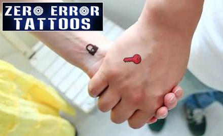 Zero Error Tattoo