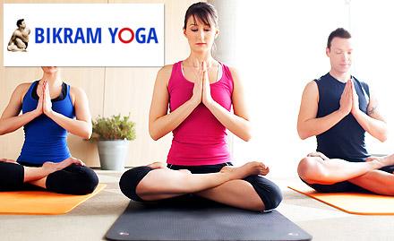 Bikram Yoga Deal,Offer