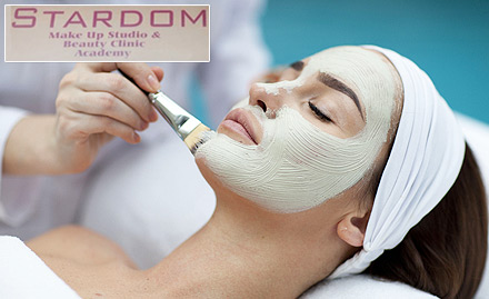 Stardom Makeup Studio Beauty Clinic Academy