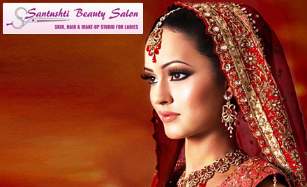 Santushti Hair & Beauty Clinic