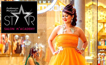 Aashmeen Munjaal's Star Salon