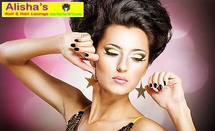 Alisha's Makeup & Hair Lounge