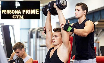 Persona Prime Gym
