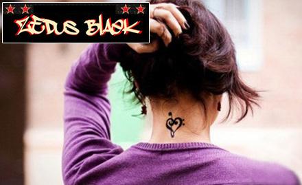 Zedus Black
