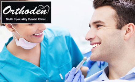 Orthoden Multi Speciality Dental Clinic