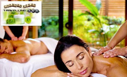 Chandran Kesar Travelling Home Spa And Salon