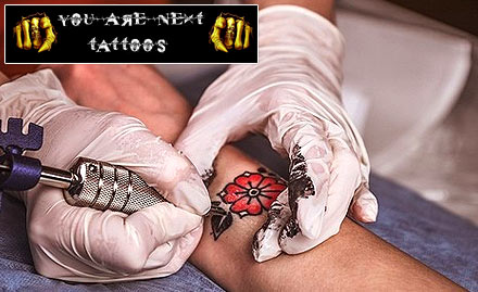You Are Next Tattooz