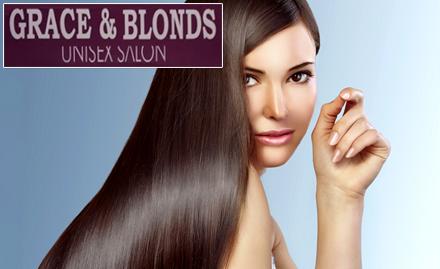 Grace & Blonds Unisex Salon