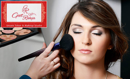 Geet Raheja Unisex Salon & Makeup Studio