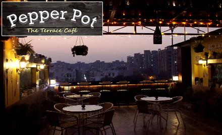 Pepper Pot - The Terrace Cafe