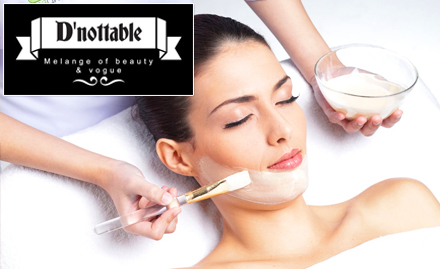 D'Nottable Salon And Spa