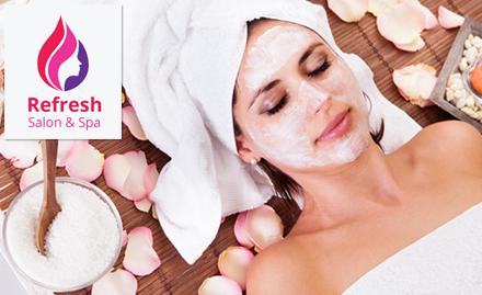 Refresh Salon And Spa