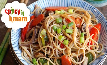Spicy N Karara