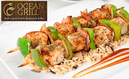 Ocean Grill Multi Cuisine Family Restaurant And Bar