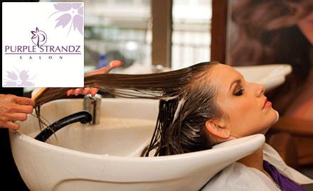 Purple Strandz Salon