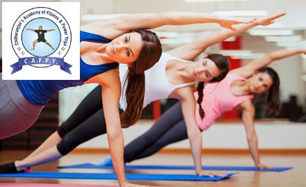 Chittaranjan's Academy of Fitness & Power Yoga