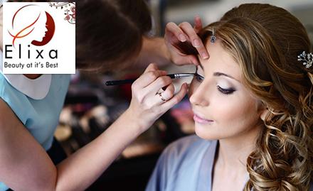 Elixa Beauty Hub And Institute