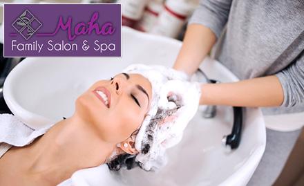 Maha Family Salon And Spa