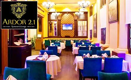 Ardor 2.1 Restaurant & Lounge