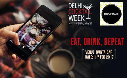 Delhi Cocktail Week
