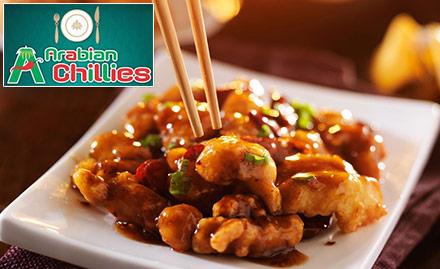 Arabian Chillies Restaurant